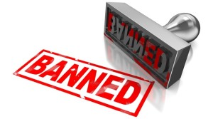 Banned names